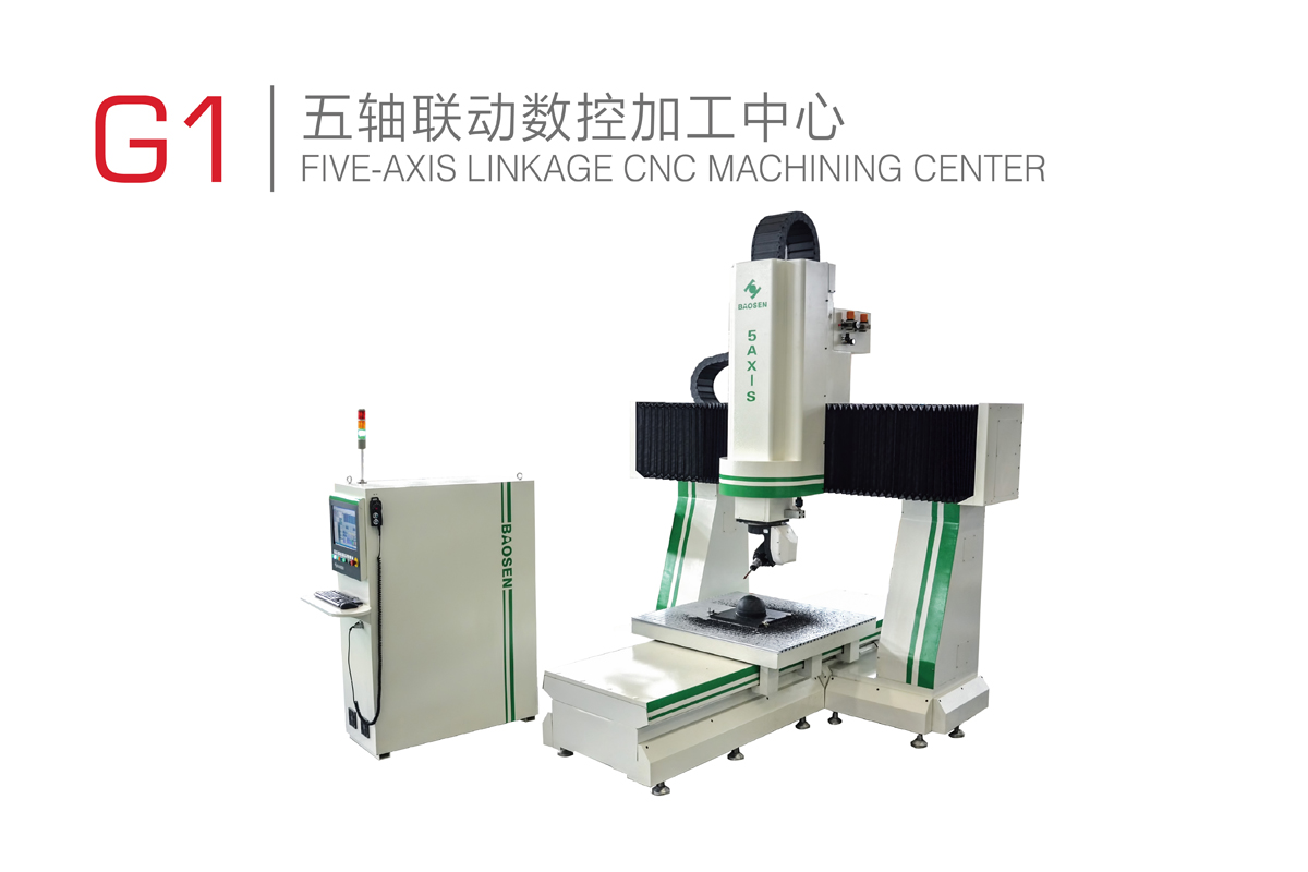 5-Axis CNC Router